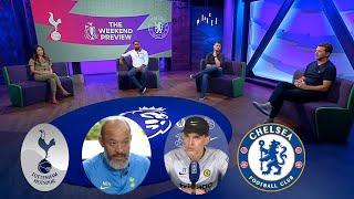 Tottenham vs Chelsea Derby London | Nuno Santo And Thomas Tuchel Preview \u0026 Analysis