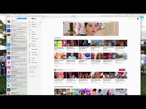 How to get to your Video manager in youtube