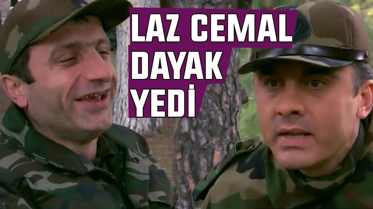 Laz Cemal Lades Yüzünden Komutandan Dayak Yedi!