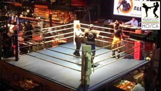 24 Febbraio 2013. Andrea De Filippis vs Lorenzo Lepori (Kick Boxing Light)