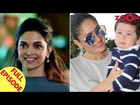 Deepika's Superhero Film To Have A Budget Of Rs 300 Crore?   Kareena Worried For Son Taimur & More