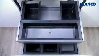 Установка мойки для кухни Blanco - Сантехника ViP(Установка мойки для кухни Blanco - обзор Заказать мойки и для кухни BLANCO можно по телефону: +3 8(096) 916 63 74 , +3 8(063)..., 2014-05-13T17:43:41.000Z)