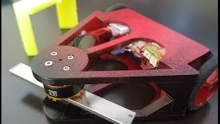 Antweight Robot Construction - Shrapnel!