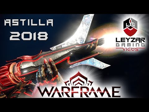 Astilla Build 2018 (Guide) - The Wolf In Sheep's Clothing (Warframe Gameplay)