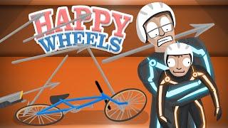MY WORST NIGHTMARE!! - Happy Wheels