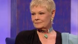 Dame Judi Dench interview - part one - Parkinson - BBC