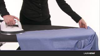 Gambar cover How to iron a shirt in 2 minutes - Laurastar