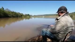 186 18 05 21 Завершение весенней рыбалки на лесном озере Мордушки Приятный результат часть2