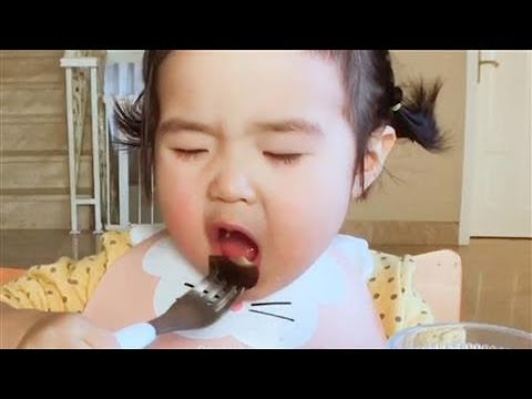 China's 'Baby Foodie' Xiaoman is an Internet Star