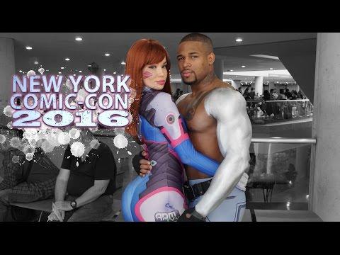 NEW YORK COMIC-CON 2016