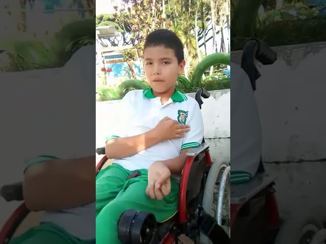Niño en Santa Marta conmueve al pedir ayuda para su tratamiento