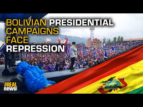 Presidential Campaigns Begin in Bolivia Despite Ongoing Repression