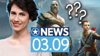 PlayStation kündigt Showcase an: Endlich neues zu God of War? - News