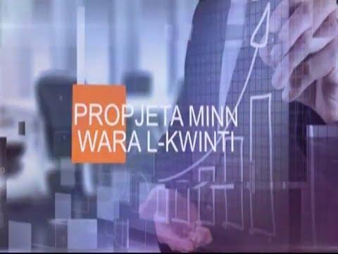 Propjeta Minn Wara l Kwinti Prg234
