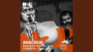 Gypsie Doodle (live Cosmopol Stage 2012)