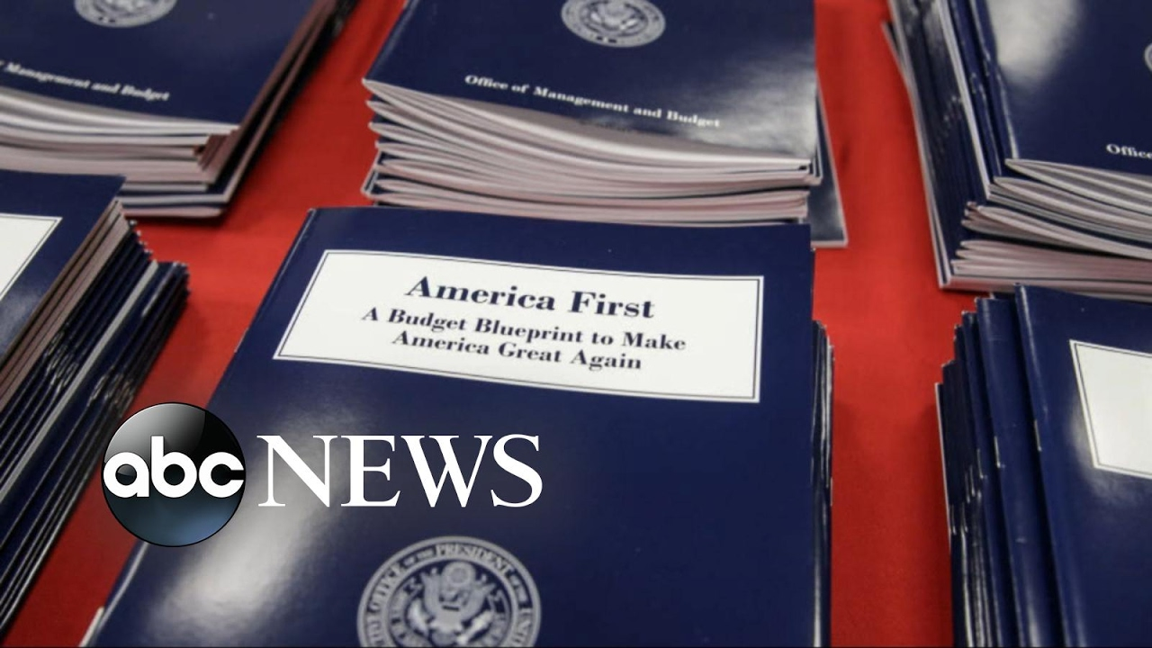 President trumps america first spending blueprint released youtube president trumps america first spending blueprint released malvernweather Image collections