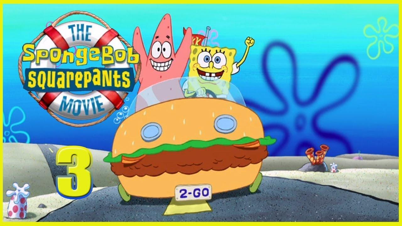 56c7d70ec7a35 Lets Play Spongebob Schwammkopf The Movie -3- Die Burgermobil ...