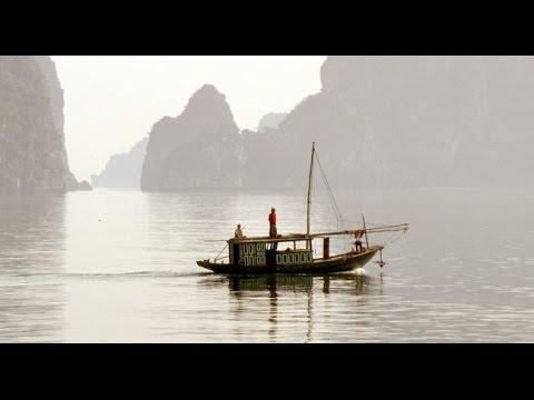 HALONG BAY  , Vietnam  .UNESCO World Heritage