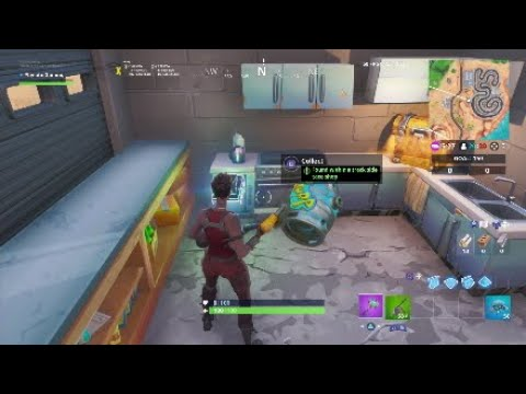ALL Fortbyte Locations! 1-100 RELEASED (Fortnite Season 9 Challenges)