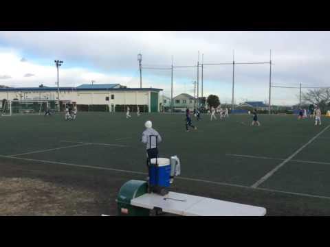 vs Pumas  Cup 1st half