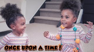 TWINS TELL SCARY HALLOWEEN STORIES!
