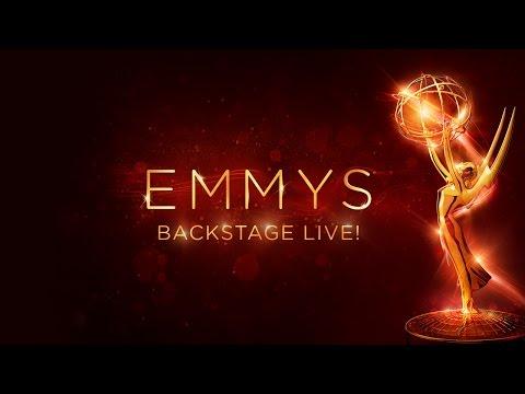 Emmys Backstage LIVE!