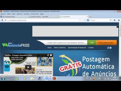 Telex Free Como Anunciar Anuncio Na Brasil Telex Free
