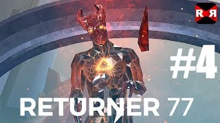 Returner 77 - The Beginning - iOS / Android Walkthrough Gameplay