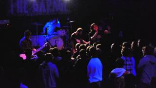 """Norma Jean - """"blueprints For Future Homes"""" Live At The Garage"""