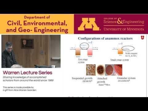 Warren Lecture Series, April 8, Ramesh Goel, University of Utah