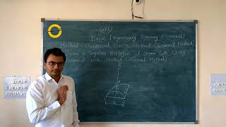 Universal Circle Method Basic Engineering Drawing - Diploma Mechanical - GTU