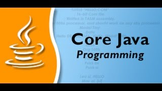 4.Varibles in Java Programming Language (continued)