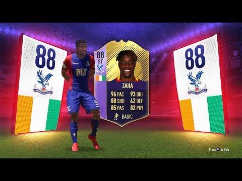 POTM WILFRIED ZAHA SBC! (CHEAP!) - FIFA 18 Ultimate Team