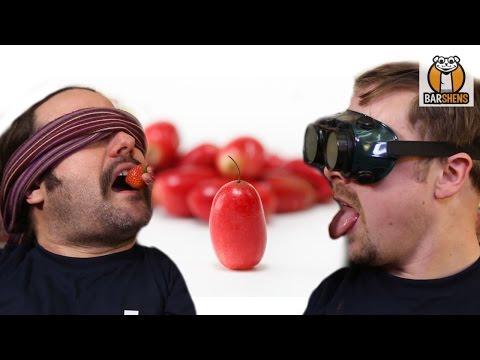 Miracle Berry Taste Test | Barshens