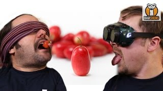 One of Barshens's most viewed videos: Miracle Berry Taste Test | Barshens