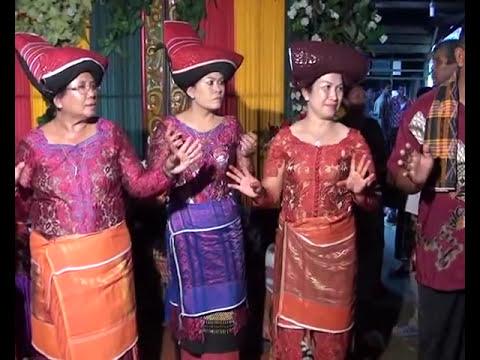 GBKP SIMALEM Lagu Pernikahan Adat Karo