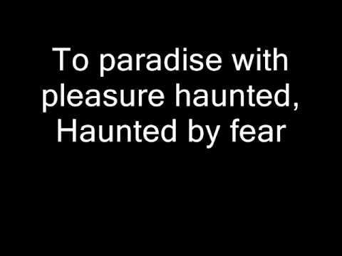 Nightwish - She Is My Sin (with lyrics)