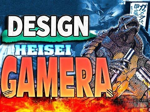 Making The Heisei Gamera|CREATING KAIJU 【wikizilla.org】