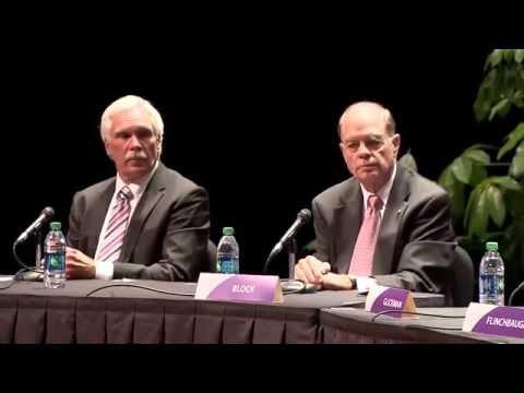Landon Lecture | Mike Johanns, Ann Veneman, Dan Glickman, Ed Schafer, Mike Espy and John Block