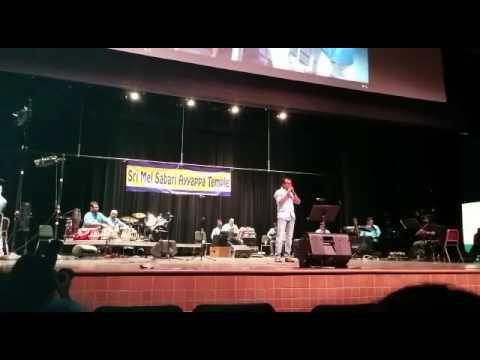 Innisai Paadi varum by Unni Krishnan Sir with Shianaaz band