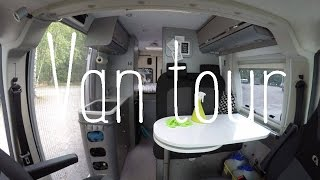 Vantastic - Van tour