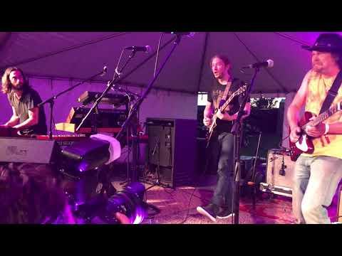 "Particle w Josh Clark ""Voodoo Chile""  @ 4 Peaks Music Festival"