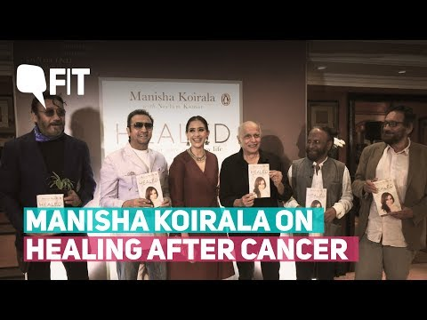 Manisha Koirala Launches Her Book 'Healed' After Recovery from Ovarian Cancer | Quint Fit Mp3