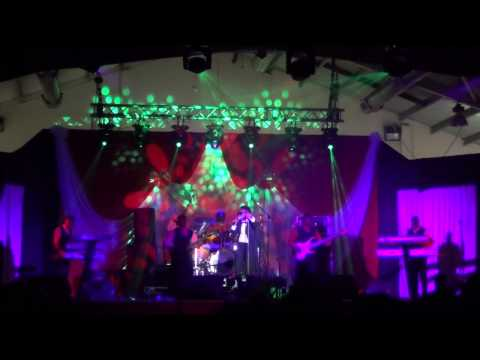 """""""Chandelier"""" [Sia] *SLAYED* by Jasmine Murray [Backpack Girl] & Spice Rock Band-A Night of Love '15"""