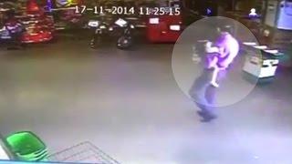 Homicidas de María Luisa Zambada Abandonan a una niña en un supermercado