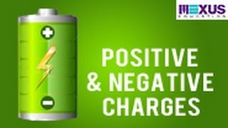 Positive and Negative Charges