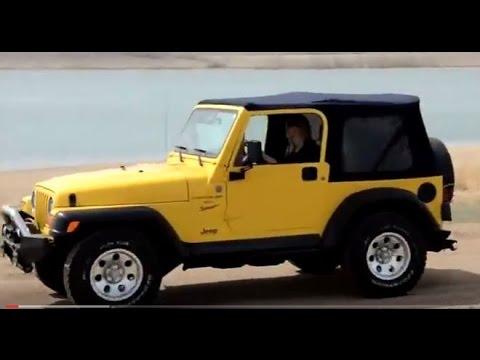 1997 2006 Jeep Wrangler 2 Door TJ Bestop Supertop NX Factory Top Replace A Top  Soft Top Installation