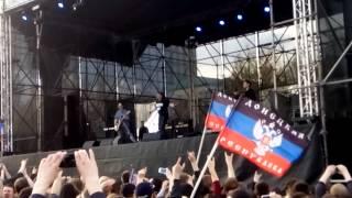 7Б - Летим с войны. Донецк 24.04.15