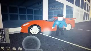 Vehicle simulator in roblox I have the doge viper gts