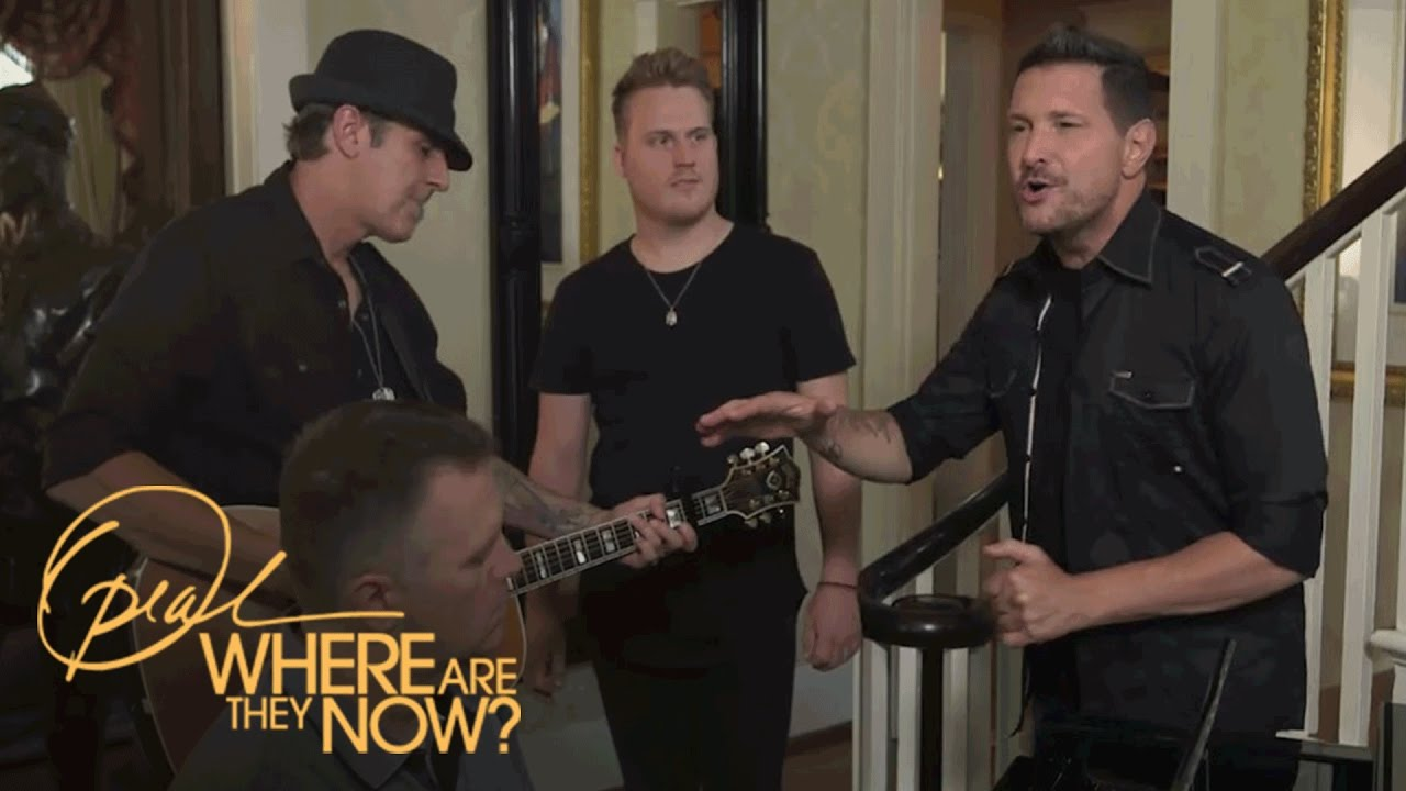 Ty Herndon - House on Fire (Live bij Oprah Winfrey Network)